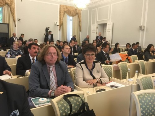 SUAI at II Session of Association of Classical Universities of Russian Federation and PRC